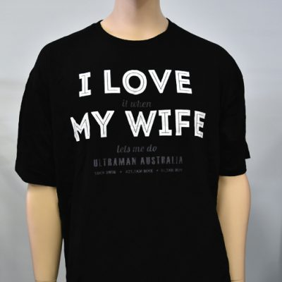 I love my wife front